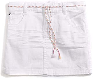 Tommy Hilfiger White Skirt For Girls