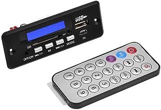 Socobeta Avkodarkort trådlös bluetooth avkodningskort MP3 ljudmodul stöder USB SD FM handsfree samtal