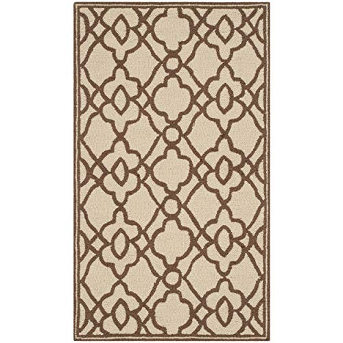 Safavieh Four Seasons Collection FRS396A Hand-Hooked Accent Rug, 2'3