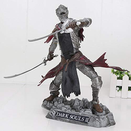 DADATU 24Cm Dark Souls III Versión Limitada Caballero Rojo Artorias Artoria PVC Figura De Acción Coleccionable Modelo Juguetes