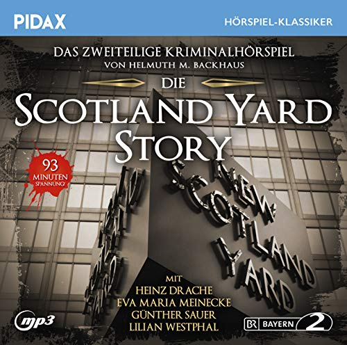 Die Scotland Yard-Story