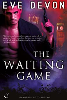 The Waiting Game (Entangled Ignite) by [Eve Devon]