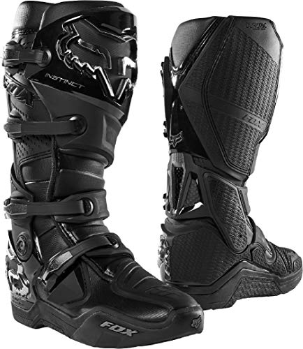 Fox Instinct Boot Black 10