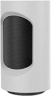 ZHHL Calefactor De Ventilador, Radiadores Portátiles Oscilante Viento Cálido Y Natural Calentador Mesa Mini PTC Ceramic Heating Volcar Sobrecalentar Proteccion