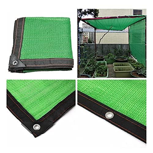 Multifunción Green Anti-UV HDPE HDPE Neto Toldo al aire libre Jardín Piscina Sombra Red Suculenta Planta Cubierta Refugio Sombreado Neto Fiesta en el patio al aire libre ( Color : 3x8 m )
