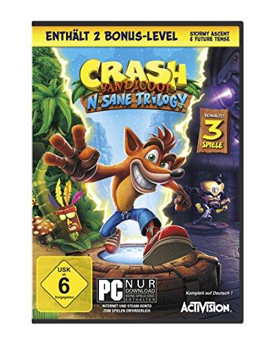 Crash Bandicoot N. Sane Trilogy - [PC]