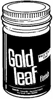 SHEFFIELD BRONZE PNT 1719 Antique Gold Leaf Finish