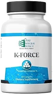 Ortho Molecular - K-FORCE - 60 Capsules by Ortho Molecular