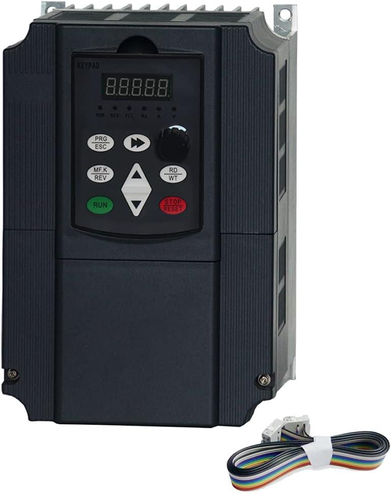 CNweiken Controller CNC VFD Manufacturer OFFicial shop 220V 5.5 Variable KW D Frequency 7HP Special sale item