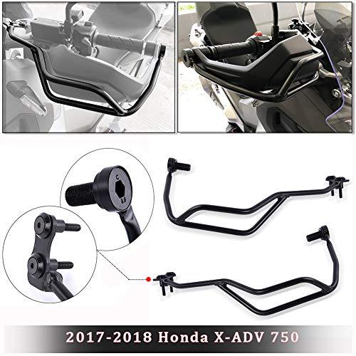 Moto acier poignée barre guidon main garde Crash protecteur pour 2017 2018 Hon-da X-Adv X ADV Xadv 750 moto accessoires 17-18