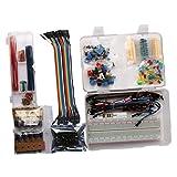 yotijar Keywish R3 Project Electronics Starter Kit with Breadboard Jumper Wires