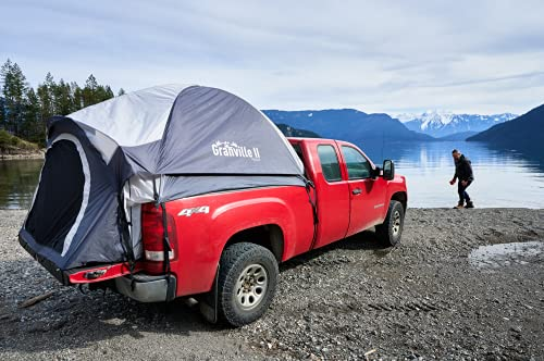 Offroading Gear Truck Bed Tent with Front Awning