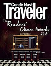 conde nast traveler subscription
