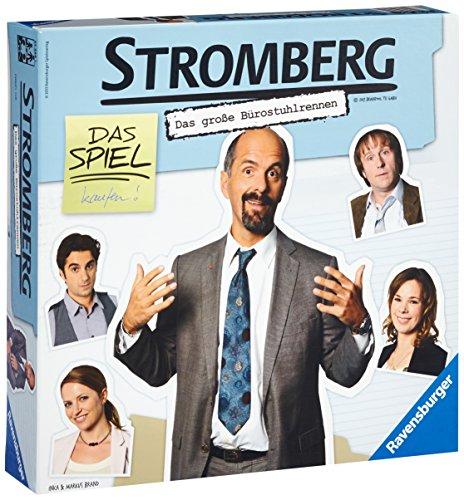 Ravensburger 27234 - Stromberg - Das Brettspiel