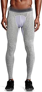 LUKEEXIN Compression Leggings Cool Dry Sports Tights Pants for Mens