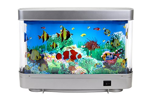 Artificial Tropical Fish Aquarium