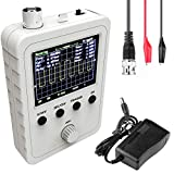 kuman 2.4' TFT Digital Oscilloscope Kit with Power Supply and BNC-Clip Cable Probe Q15001 (Assembled Finished Machine)