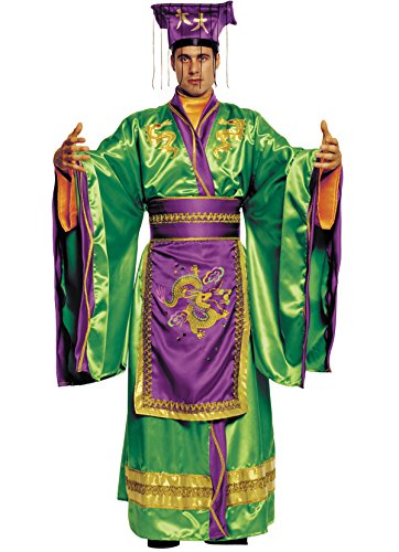 Stamco Disfraz Chino Mandarin
