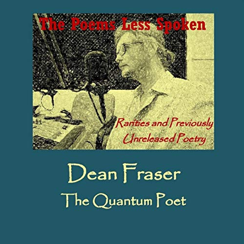The Poems Less Spoken audiobook cover art