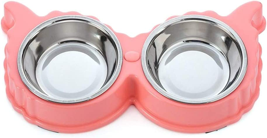 SALENEW very popular! Liudan Pet Bowl Challenge the lowest price Cat Dog Stainless Water Food Steel