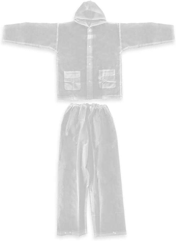 Choice CUTULAMO Popular Clear Raincoat Ergonomic Stylish Safe and Win