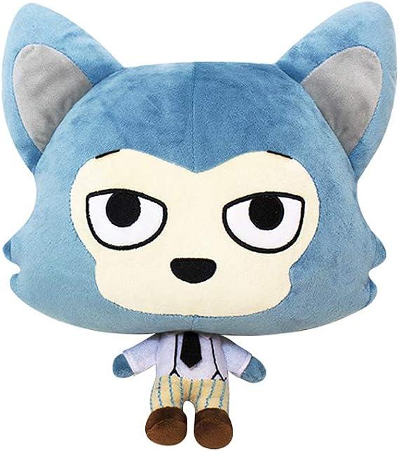 Bandai BEASTARS LEGOSI Bandai Chibi Mini Plush doll JAPAN Anime Rare F//S