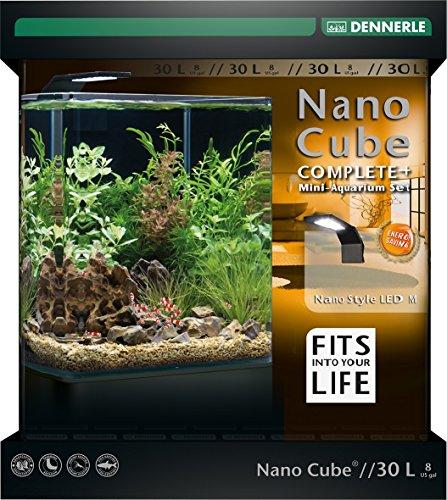 Dennerle Nano Aquarium 30 Liter - Komplett-Set