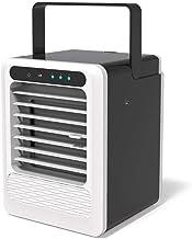 YAOHEHUA Draagbare USB Laden Luchtkoeler 3 Speed Verstelbare Mute Purifier Conditioner Bevochtiging Ventilator voor Thuisk...