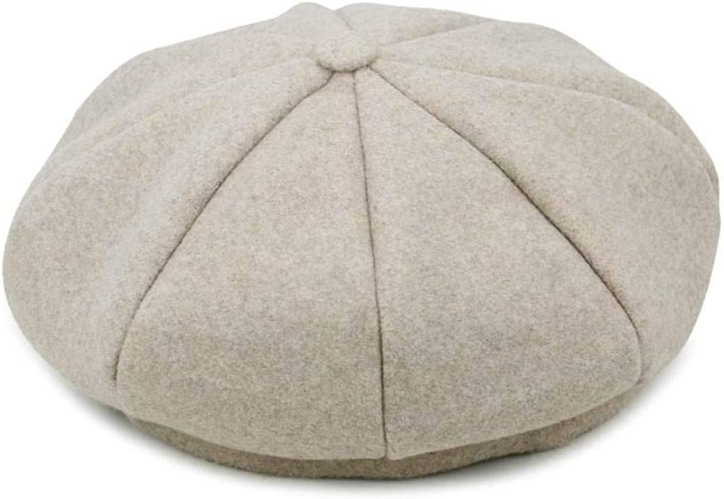 Women's Fashion Berets Classic Artist Newboy Hat Girls Casual Lovely Beanie Winter Soft Cap