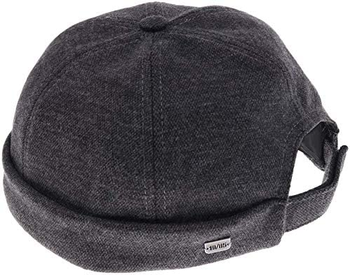 Retro Brimless Hats Docker Solid Special Campaign High quality with Ad Hat Color
