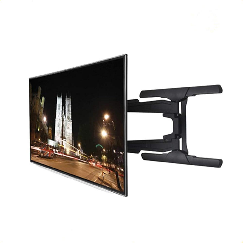 TV Wall Bracket, Tilt Swivel TV Wall Mount Bracket Universal Rocker Telescopic Adjustable Display Bracket for 37   55  LED, LCD, Plasma Screens Max VESA 400mm X 600mm