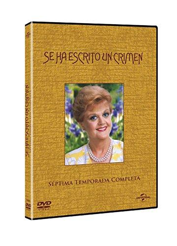Se Ha Escrito Un Crimen - Temporada 7 [DVD]