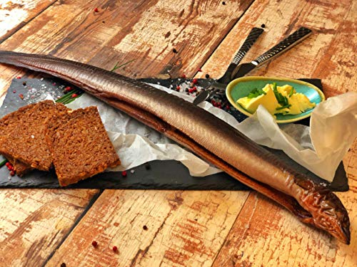 Räucheraal / geräucherter Aal - direkt aus dem Altonaer Ofen - 375g