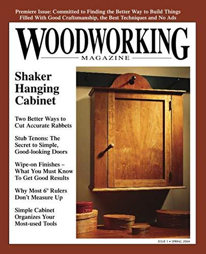 Woodworking Magazine: Issue 1