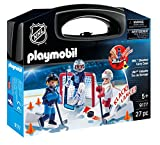 Playmobil - 9177 NHL™ Valisette Hockey Tirs de Barrage