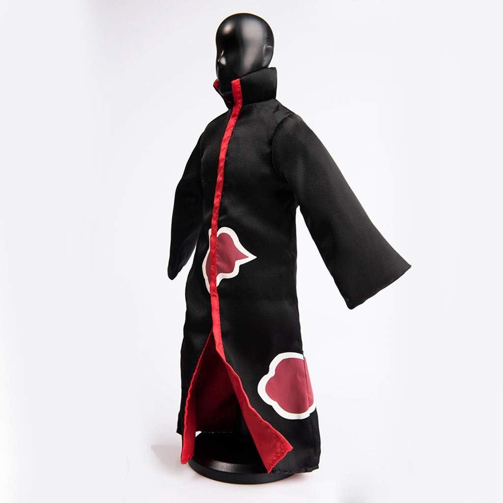 Femme Sharplace 1//6 /échelle V/êtements en Soie Long Manteau de Fleur Rouge pour Jouets Chauds 12 Pouces Figure Masculine Accessoires de Corps