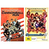 Cannonball Run: Movies 1 & 2 Complete DVD Collection