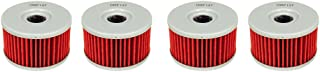 Outlaw Racing Performance Oil Filter (Set of 4)