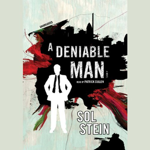 A Deniable Man audiobook cover art
