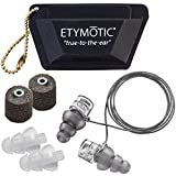 Etymotic Research ER20XS High-Fidelity Earplugs (Concerts, Musicians, Airplanes, Motorcycles, Sensitivity and Universal...