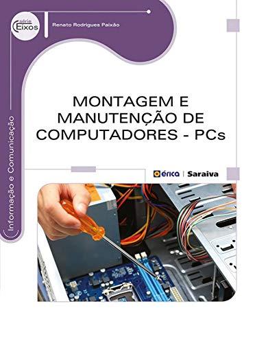 LIV MONTAGEM E MANUT DE COMPUTADORES - PCS AL