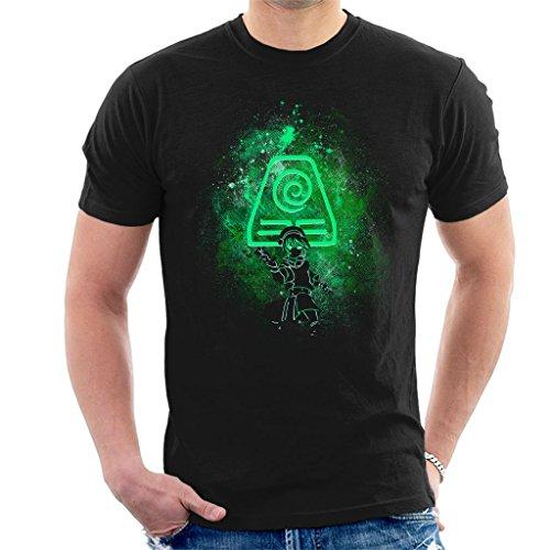 Avatar The Last Airbender Toph Art Earth Symbol Men's T-Shirt