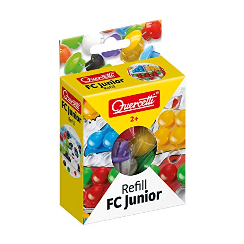 Quercetti 2501 Fantacolor Junior Refill-Stecker Ersatzpackung