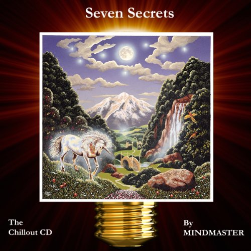Seven Secrets - Mindmaster (Subliminal) audiobook cover art