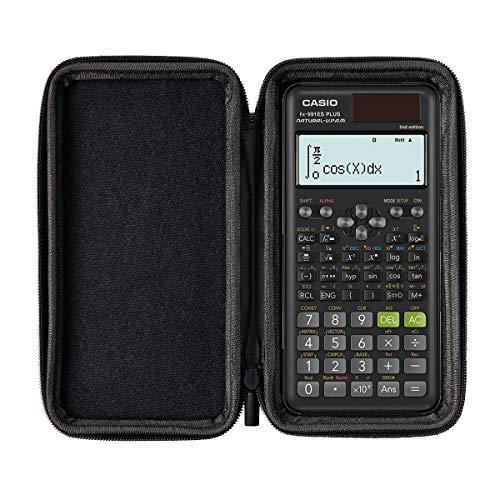 Funda protectora compatible con Casio FX 991 ES Plus 2