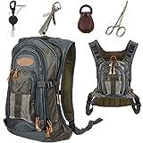 Aventik Fly Fishing Chest Bag- Fishing Chest Vest Fishing Backpack