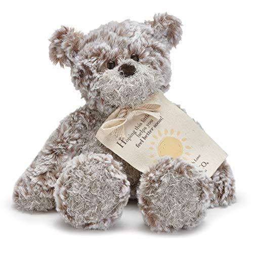 DEMDACO Feel Better Mini Giving Bear Children's Plush Stuffed Animal Toy