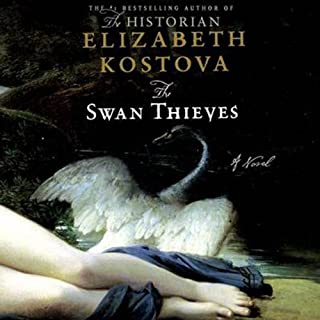 The Swan Thieves cover art