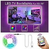 BASON Led TV Hintergrundbeleuchtung, 13.09ft/399cm USB...