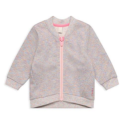 ESPRIT KIDS Baby-Mädchen Rq1703112 Card Sweatshirt, Mehrfarbig (Multicolor 881), (Herstellergröße: 68)